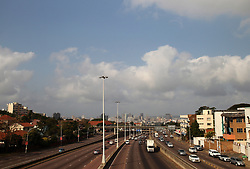 South Africa - Durban - 04 August 2020 - Durban weather gathers dense clouds as temperatures are expected to drop from today with showers also expected on Wednesday and Thursday<br /> Picture: Doctor Ngcobo/African News Agency(ANA)