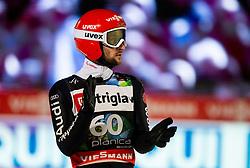 Markus Eisenbichler (GER) // Markus Eisenbichler of Germany during Qualifications Round at Day 1 of FIS Ski World Flying Championship Planica 2020, on December 10, 2020 in Planica, Kranjska Gora, Slovenia. Photo by Vid Ponikvar / Sportida
