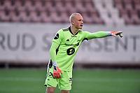 Fotball , 22. august 2020 , Eliteserien , Mjøndalen - Rosenborg 0-2<br /> Julian Faye Lund , RBK