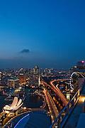 Sky on 57 atop the Marina Bay Sands