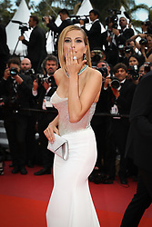 Model Petra Nemcova attends the screening of Sorry Angel (Plaire, Aimer Et Courir Vite) during the 71st annual Cannes Film Festival at Palais des Festivals on May 10, 2018 in Cannes, France. Photo by Shootpix/ABACAPRESS.COM