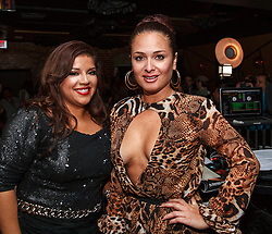 HOLLYWOOD, CA - JUNE 29 Fashion designer Johana Hernandez celebrated her birthday at the Rose Room in Hollywood California. The event was co-hosted by Myrka Dellanos along with Singer Alejando Ambrosio and many hispanic celebrities. 2014 June 29. Byline, credit, TV usage, web usage or linkback must read SILVEXPHOTO.COM. Failure to byline correctly will incur double the agreed fee. Tel: +1 714 504 6870.