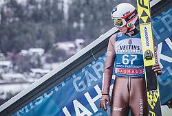 31.12.2018, Olympiaschanze, Garmisch Partenkirchen, GER, FIS Weltcup Skisprung, Vierschanzentournee, Garmisch Partenkirchen, Qualifikation, im Bild Kamil Stoch (POL) // Kamil Stoch of Poland during the qualifying for the Four Hills Tournament of FIS Ski Jumping World Cup at the Olympiaschanze in Garmisch Partenkirchen, Germany on 2018/12/31. EXPA Pictures © 2018, PhotoCredit: EXPA/ Stefanie Oberhauser
