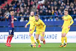 February 13, 2019 - Caen, France - 20 ANDREI GIROTTO (NAN) - 28 VALENTIN RONGIER  (Credit Image: © Panoramic via ZUMA Press)