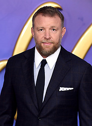 Guy Ritchie attending the Aladdin European Premiere held at the ODEON Luxe Leicester Square, London