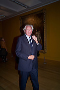 LORD HESELTINE, Van Dyck private view and dinner. Tate Britain. 16 February 2009