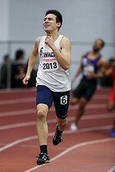 Munoz-Celada, Ithaca, 400<br /> Boston University Athletics<br /> Hemery Invitational Indoor Track & Field