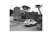 Il rione Tamburi di Taranto durante la pandemia Covid-19.  Taranto 6 Aprile 2020. Christian Mantuano / OneShot