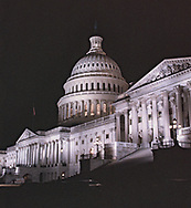 the US Capitol East side<br />Photo by Dennis Brack. bb77