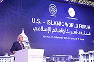 U.S.- Islamic World Forum