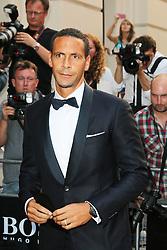 Rio Ferdinand, GQ Men of the Year Awards, Royal Opera House, London UK, 03 September 2013, (Photo by Richard Goldschmidt)