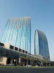 company headquarters of Emaar in Dubai United Arab Emirates