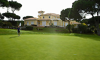 VILAMOURA - Algarve - Oceanico OLD COURSE  Golfcourse, hole 2 ,   COPYRIGHT KOEN SUYK