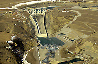 Oldman Dam Hydro Project, Alberta, Canada   Photo: Peter Llewellyn