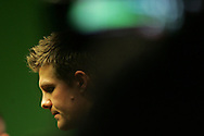 Ryan Day of Wales. Welsh Open Snooker at the Newport Centre, Feb 2009.