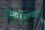 Event sign - Custom Cars & Coffee November 2014