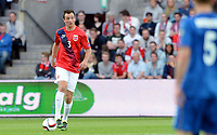 Fotball <br /> UEFA Euro 2016 Qualifying Competition<br /> 12.06.2015<br /> Norge v Aserbajdsjan / Norway v Aserbajdsjan 0:0<br /> Foto: Morten Olsen/Digitalsport<br /> <br /> Even Hovland - NOR