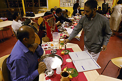 Chopda Poojan ritual with business mans financial accounts to ensure a successful year ahead during Diwali celebrations,