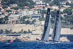 Final day of MARSEILLE ONE DESIGN 2014 GC32, 13-09-2014 (11 September - 14 September 2014). Marseille  - France.