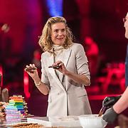 NL/Amsterdam/20201203 - Tony's FAIR van Tony's Chocolonely, Sophie Hilbrand in gesprek met de chocolatier