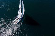 Regata Mar de Maeloc Rías Baixas, 2020. ©Sailingshots by María Muiña Photography