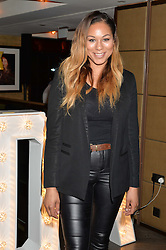 TAMARA RAMSEY-CROCKETT at a party hosted by Donna Ida to celebrate 'A Decade in Denim' held at The hari Hotel, 20 Chesham Place, London on 11th October 2016.