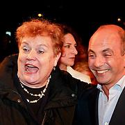 NLD/Den Haag/20110406 - Premiere Alle Tijden, Jelte Nieuwenhoven en regisseur Job Gosschalk