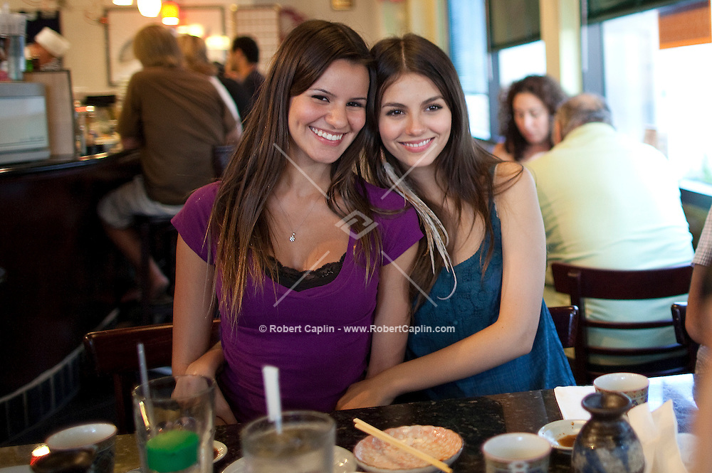 Victoria Justice photographed in Los Angeles, CA. ..Photo by Robert Caplin