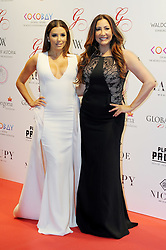 The Global Gift Gala Red Carpet, Wednesday 17th May 2017<br /> <br /> Eva Longoria Baston arrives on the red carpet with Maria Bravo<br /> <br /> The Global Gift Gala is a unique international initiative from the Global Gift Foundation, a charity founded by Maria Bravo that is dedicated to philanthropic events worldwide; to help raise funds and make a difference towards children and women across the globe.<br /> <br /> Charities benefiting from the 2017 Edinburgh Global Gift Gala include the  Eva Longoria Foundation, which aims to improve education and provide entrepreneurial opportunities for young women;  Place2Be which provides emotional and therapeutic services in primary and secondary schools, building children's resilience through talking, creative work and play; and the Global Gift Foundation with the opening of their first 'CASA GLOBAL GIFT', providing medical treatments and therapy for children affected by rare disease.<br /> <br /> (c) Aimee Todd   Edinburgh Elite media