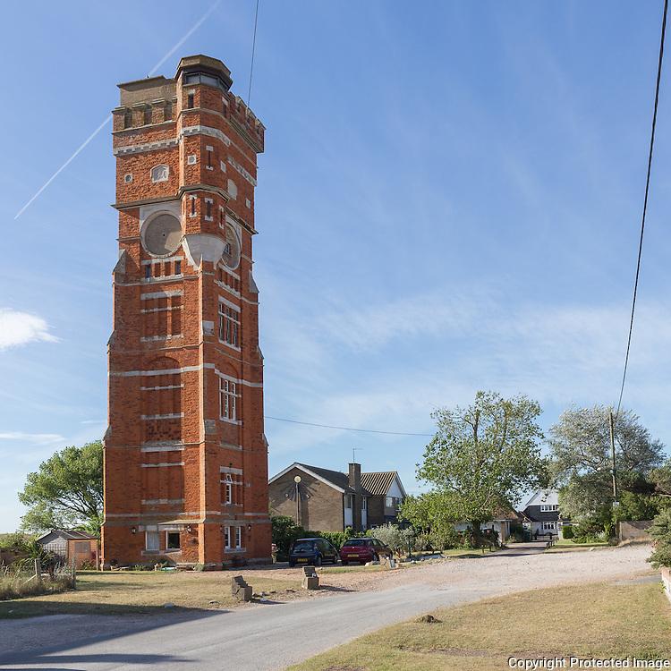 Littlestone Water tower, New Romney.
