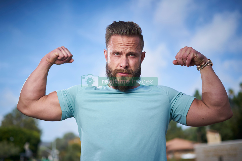 """EXCLUSIVE: Meet Trainer Magnus Lygdback behind James McAvoy's and Gal Gadot's killer bods, Lygdback trained Alicia Vikander, for her role as Lara Croft in """"Tomb Raider,"""" and Gal Gadot for her return in 2020's """"Wonder Woman. 23 Jan 2019 Pictured: Magnus Lygdback. Photo credit: John Chapple / JohnChapple.com / MEGA TheMegaAgency.com +1 888 505 6342"""
