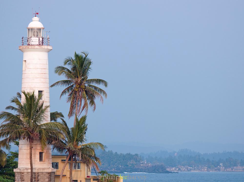 Galle Lighthouse, Gelle, Sri Lanka