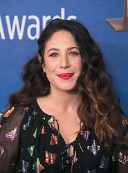 February 17, 2019 - Beverly Hills, California, U.S - Rachel Shukert ''Glow'' in the red carpet of the 2019 Writers Guild Awards at the Beverly Hilton Hotel on Sunday February 17, 2019 in Beverly Hills, California. ARIANA RUIZ/PI (Credit Image: © Prensa Internacional via ZUMA Wire)