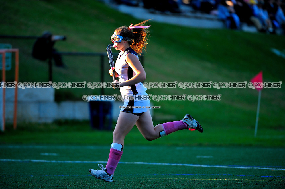 Staples High School Field Hockey..Staples defeats Stamford High School 3-2..Shannon Connors