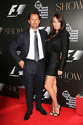 © Licensed to London News Pictures. 02/07/2014, UK. Tamara Ecclestone; Jay Rutland, F1 Party in aid of Great Ormond Street Hospital Children's Charity, Victoria and Albert Museum, London UK, 02 July 2014. Photo credit : Richard Goldschmidt/Piqtured/LNP