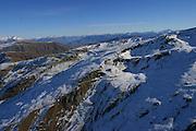 Treble Cone Ski Area,South Island, New Zealand