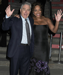 NEW YORK, NY - APRIL 14:  Robert De Niro, Grace Hightower  attends the 2015 Tribeca Film Festival - Vanity Fair Party at State Supreme Courthouse on April 14, 2015 in New York City....People:  Robert De Niro, Grace Hightower. (Credit Image: © SMG via ZUMA Wire)