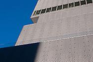 The New Museum of Contemporary Art , NYC, NY, designed by the Japanese firm Sanaa, architects, Kazuyo Sejima and Ryue Nishizawa