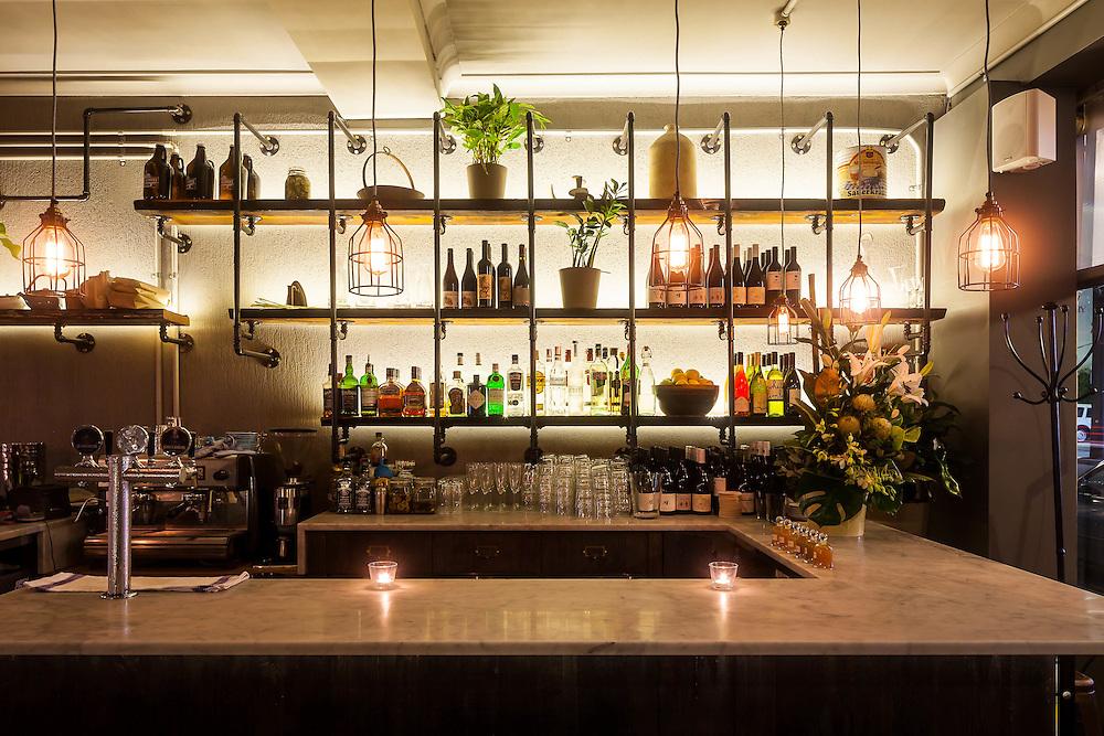 hartsyard restaurant and bar.  33 enmore road, enmore, sydney
