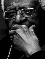 Rt Hon Desmond Tutu for The Times.