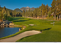 Golf Fall Exteriors in Montreux for Pickett Group Developers, Reno, NV