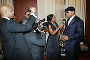 l to r: Tatiana Ali interviews LL Cool Jay at The HipHop Inagual Ball Hennesey Lounge held at The Harman Center for the Arts in Washington, DC on January 19, 2009..The first ever Hip-Hop Inaugural Ball, a black tie charity gala, benefiting the Hip-Hop Summit Action Network. The Ball will kick off with a star-studded red carpet presentations of the National GOTV Awards, recognizing artists who have made outstanding contributions to the largest young adult voter turnout in American history.
