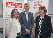 NO FEE PICTURES                                                                                                                                                30/5/19 Community groups from across Ireland attended the Befriending Network Ireland (BNI) seminar in Dublin's Guinness Enterprise Centre on Thursday, which discussed the development of a sustainable community sector.,Picture: Arthur Carron