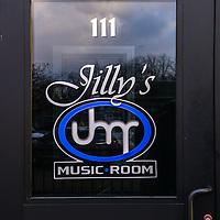 Jilly's Music Room