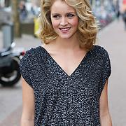 NLD/Amsterdam/20130306- Persiewing NET5 programma Sabotage, Liza Sips