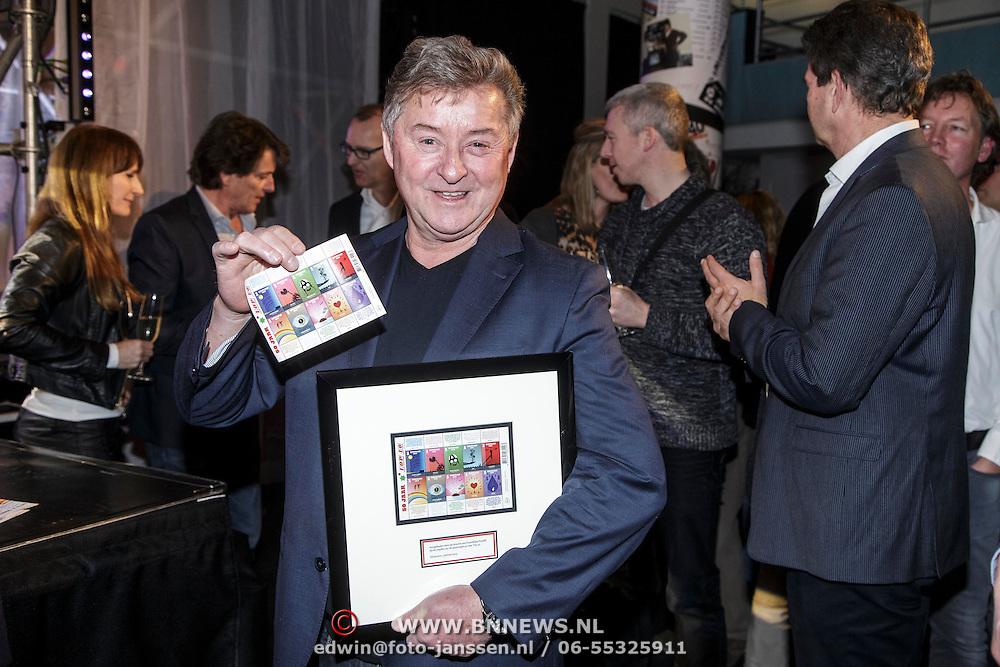 NLD/Hilversum/20150102 - Top40 viert 50 jarig bestaan, Jan Keizer