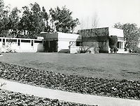 1935 Hollyhock House at Barnsdall Park