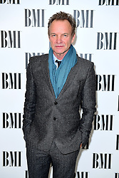 File photo dated 10/10/16 ofSting attending the BMI London Awards, where he paid tribute to a motorway for carrying some of Britain's greatest rockers on their journey to stardom.