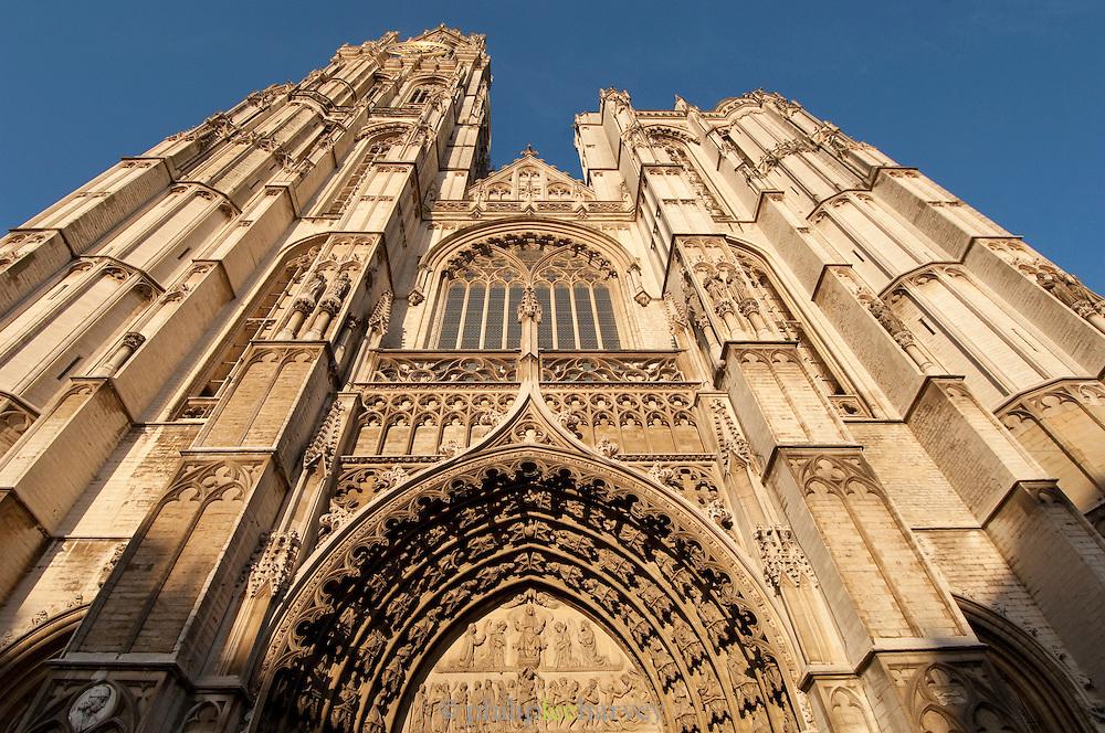 Antwerp Cathedral, Antwerp, Belgium