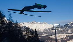 06.01.2015, Paul Ausserleitner Schanze, Bischofshofen, AUT, FIS Ski Sprung Weltcup, 63. Vierschanzentournee, Probedurchgang, im Bild Gregor Schlierenzauer (AUT) // Gregor Schlierenzauer of Austria during Trial Jump of 63rd Four Hills Tournament of FIS Ski Jumping World Cup at the Paul Ausserleitner Schanze, Bischofshofen, Austria on 2015/01/06. EXPA Pictures © 2015, PhotoCredit: EXPA/ JFK